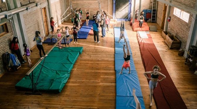 Gimnasia Artística   La Orsai Deportiva