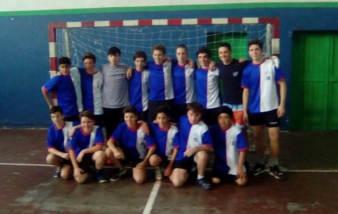 Los Menores de El Bolsón campeones en Bariloche