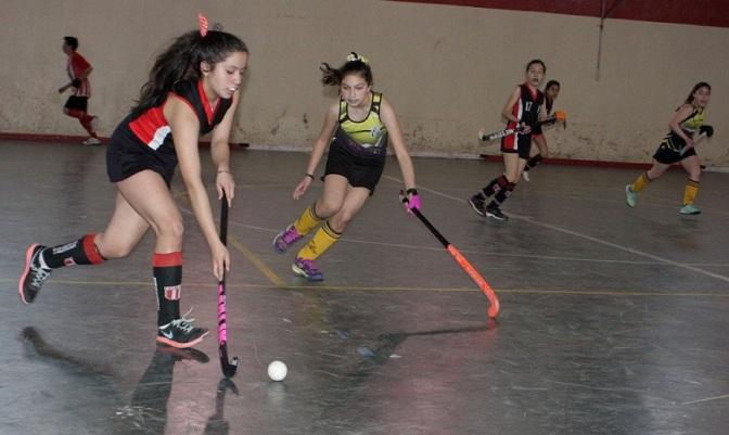 Las chicas menores de Lago Puelo jugaron en Bariloche