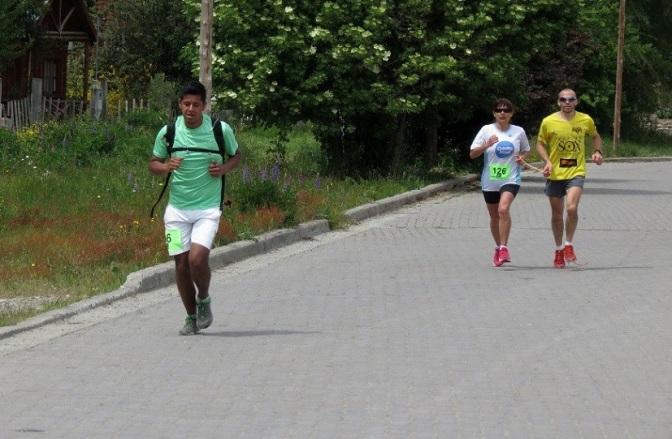 Soto y Martínez ganaron el desafío de Lago Puelo