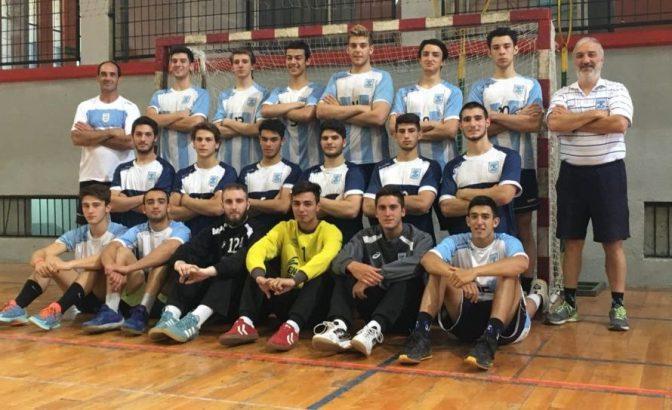 Bianco fue parte de la Preselección Junior Argentina