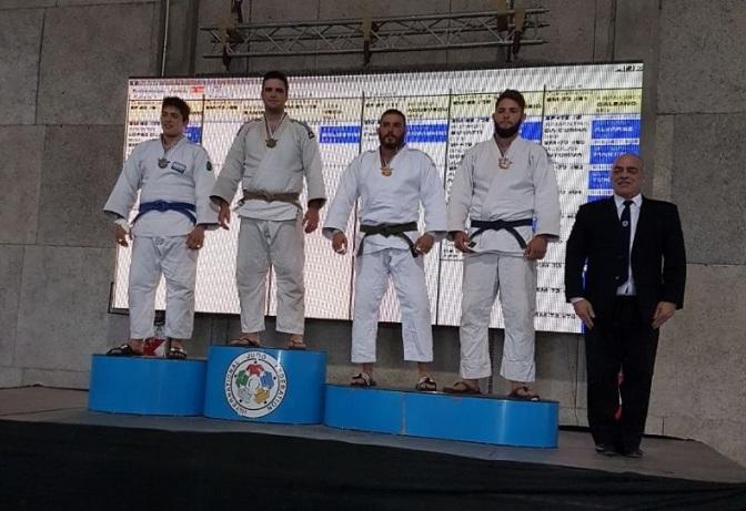 Macazaga hizo podio en el Nacional de Catamarca