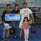 Peledrotti finalista en el Master de Chile