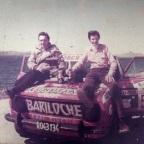 Carlos Basso, un histórico del rally comarcal
