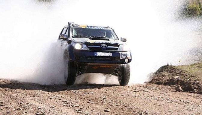 Llega la adrenalina del Rally Cross Country de la Patagonia