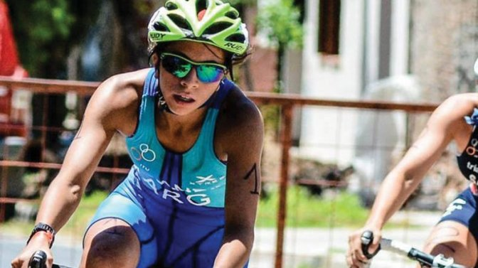 Moira Miranda clasificó a los Juegos Odesur