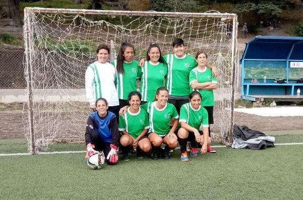 La Loma campeón en Villa La Angostura