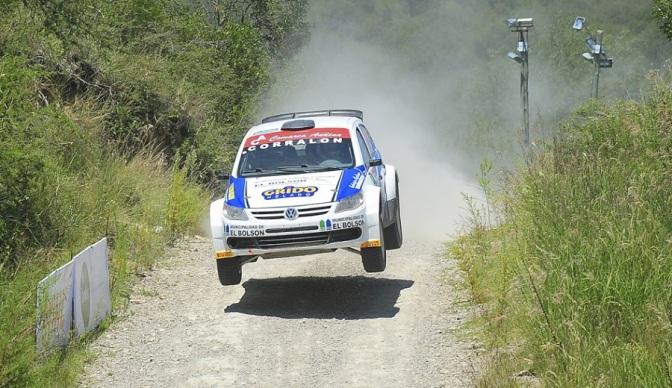 Medrano fue cuarto en el arranque del Argentino