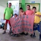 Nahuelpan y Álvarez a los Juegos ParaEpade