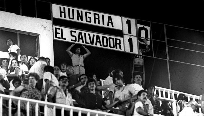 Goleadas históricas en el fútbol profesional