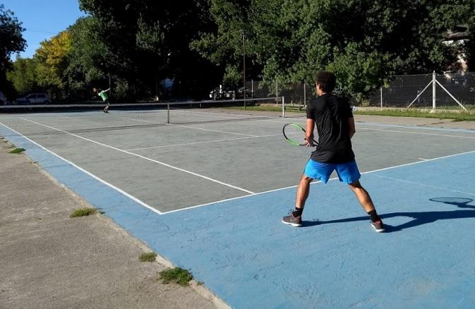 Juan Dorrego dominó los torneos de A