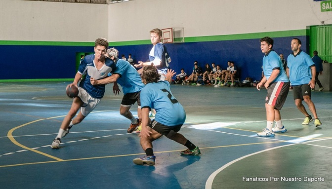 Los Juveniles argentinos concentraron en El Bolsón