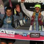 López se coronó en los 160K del Patagonia Run