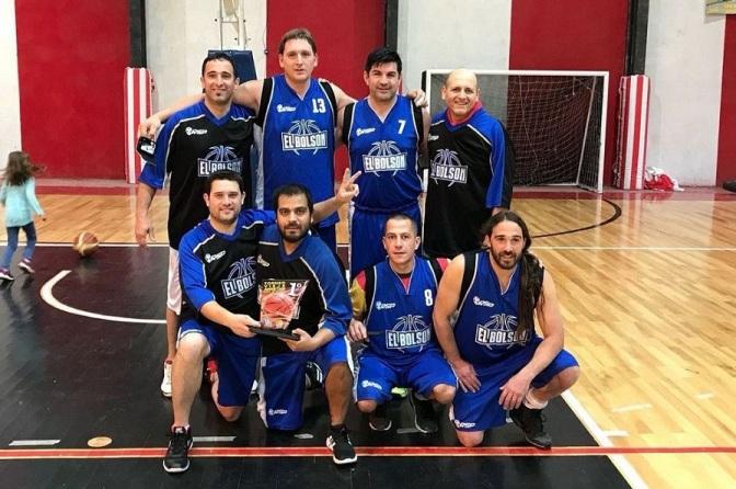 El Bolsón campeón del Torneo Vieja Amistad