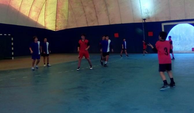Las formativas comarcales jugaron en Puelo y Soyem