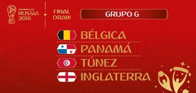 Bélgica e Inglaterra van por el Grupo G