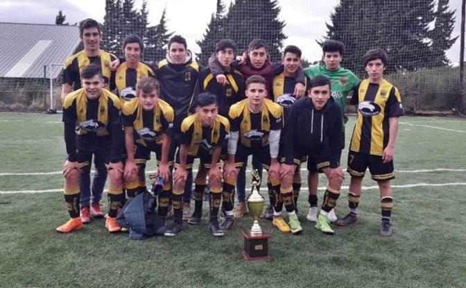 La 6ta de El Refugio campeona de la Copa Bariloche
