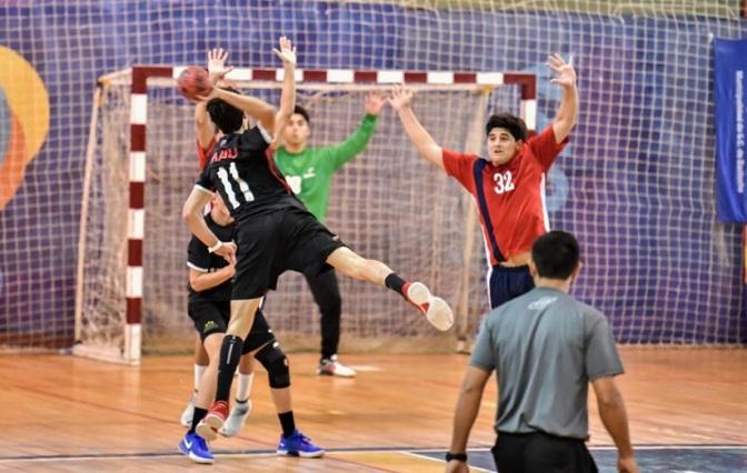 Femebal dominó el Nacional de Cadetes A