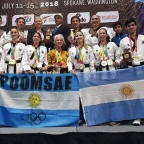 Chubut presente en el Panamericano
