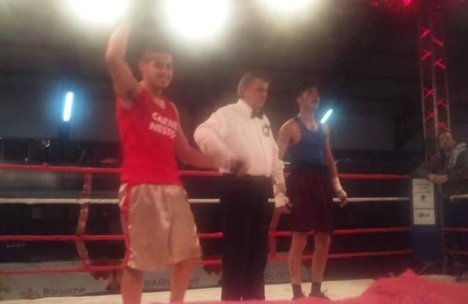 Mariluan campeón Provincial rionegrino