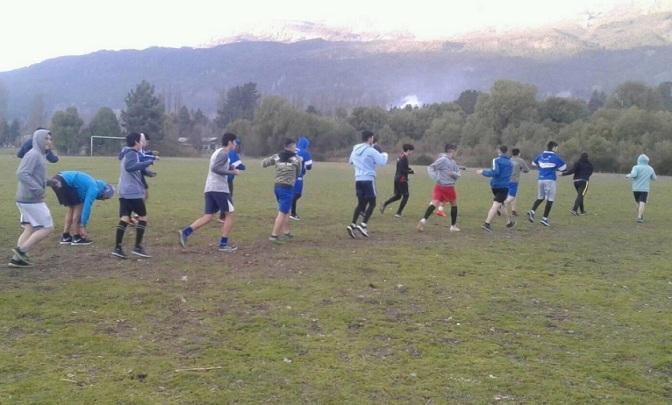 Deportivo Cristal arrancó la pretemporada