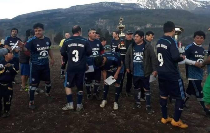 Maderera Andina campeón de Afuveco
