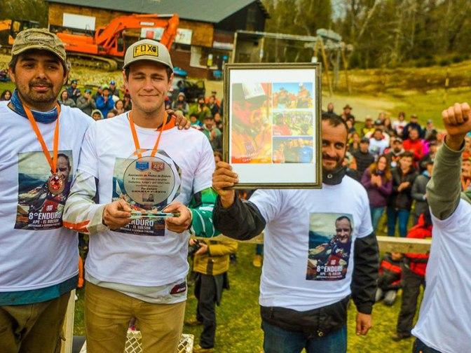 Un campeón dejó el homenaje a Piñeyro