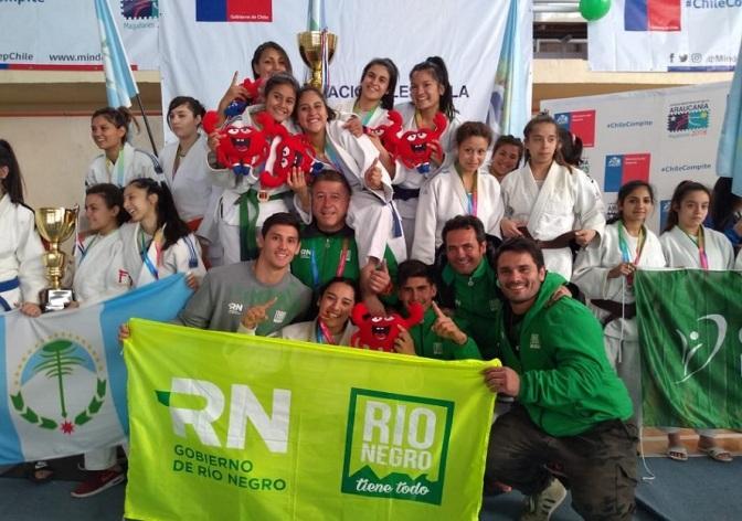 Rio Negro campeón de la Araucanía