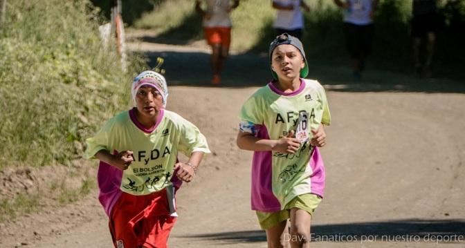 Afyda desafió la Comarca Andina