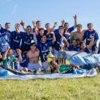 Usina FC y Pampa de Mallín, los campeones de Afuca