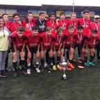 Patagonia campeón de Plata en la Osorno Cup