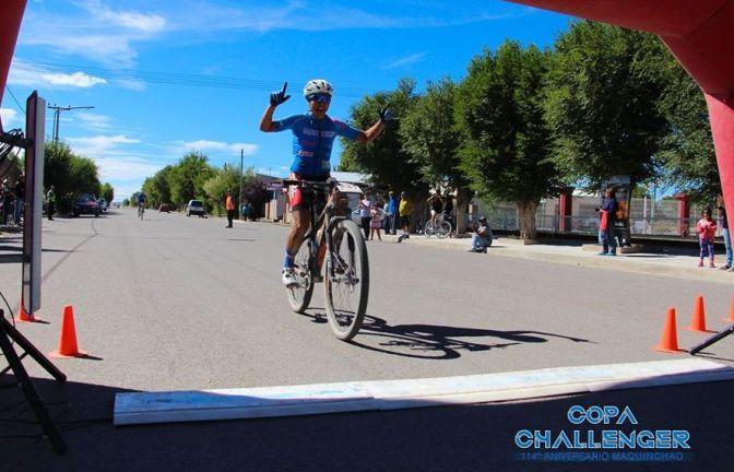 Margot Vásquez ganó en Maquinchao