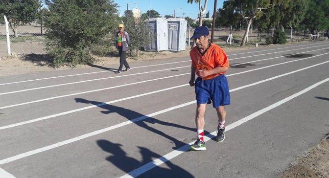 El Bolsón presente en las Olimpiadas de la Tercera Edad