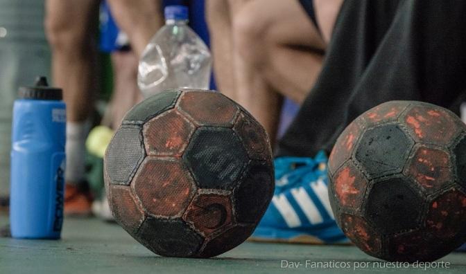 Handball El Hoyo tuvo acción por la ACHLS