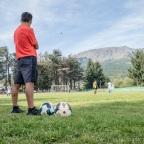 Pitazo inicial para la Copa Bariloche 2021