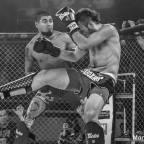 Dos victorias comarcales en el Ronin Fight