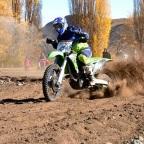 Las motos arrancaron la temporada en Cholila