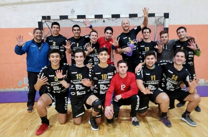 Handball El Bolsón, 5to de la Patagonia
