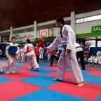 Exhibición aniversario para unir las artes marciales