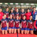 Las Juveniles de El Bolsón presentes en el Nacional A