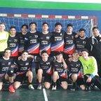 Handball El Bolsón continúa dominando en Varones