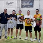 Cuatro campeones en el Americano de El Bolsón