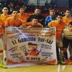 Buena actuación de El Gauchito en el Provincial