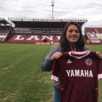 Figueroa es la primera jugadora profesional de la Comarca