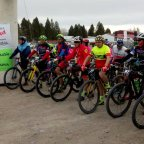 Cinco podios comarcales en Gualjaina