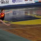 Cruciani finalista en vigas en el Nacional
