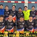 Cadetes y Juveniles de El Bolsón campeones del Clausura