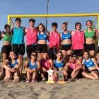 Beach Handball y fútbol en las arenas de El Cóndor