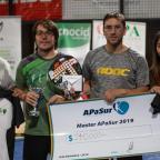 Peledrotti campeón y mejor jugador en ApaSur