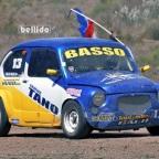 Basso volvió al ruedo y Angulo fue 4to en la F850